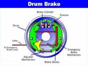 Mobile Brake Replacement