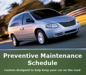 automobile maintenance
